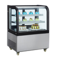 295L 2017 High Quality Commercial Cake Display Refrigerator Counter Fridge Showcase