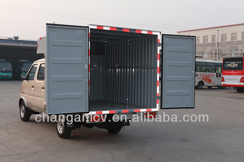 Steel board van(Special vehicle)