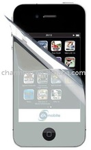 For Apple iPhone 4 Mirror Reflect Screen Protector