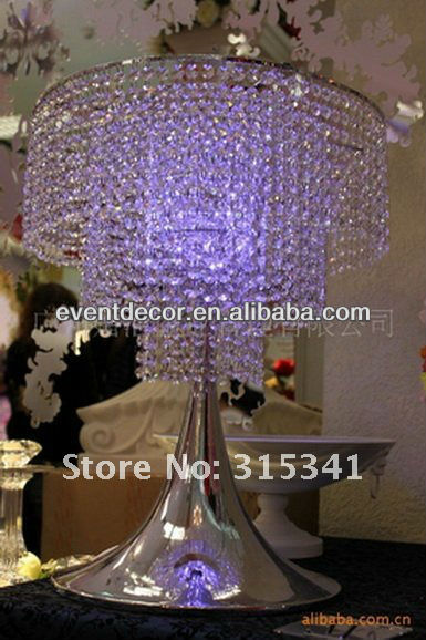 wedding decorative crystal table centerpieces for weddings