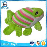 2016 soft plush stuffed fashion fish toys for kids gifts