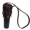 China manufacturer high-end genuine leather rifle scope cover