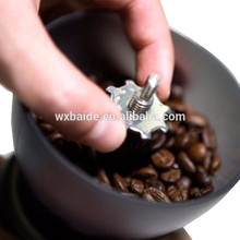 manual conical coffee grinder
