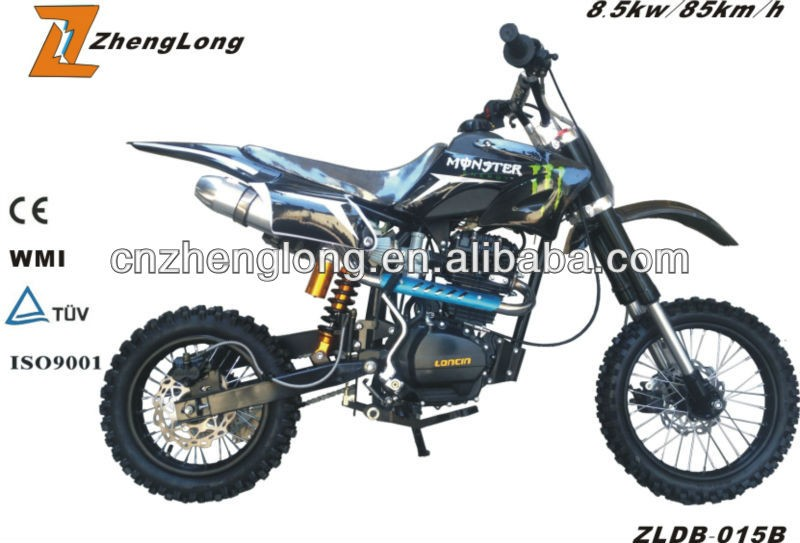 New 150cc hot sell dirt bike for kids for sale