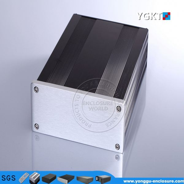 Custom free set top box for pensioners aluminum enclosure case