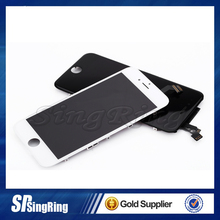 lcd for iphone 6 4.7inch , for iphone 6 repair parts , for iphone 6 lcd digitizers cell phones