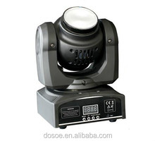 Luxury KTV 10W moving head lamp/Disc LED beam moving head light/ 10W 4in1 stage light