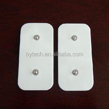 replacement snap electrode pads