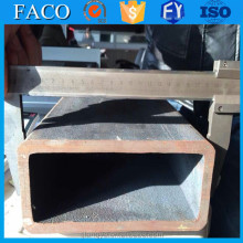 Tianjin square rectangular pipe ! square fluid steel pipe metric size seamless carbon steel pipe