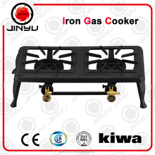 2015 best cast iron gas burner high pressure outdoor camping iron LPG cooker cast iron gas stove