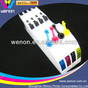 2013 NEW ARRIVAL ! LC563 Refill ink cartridge for Brother MFC-J2510 printer