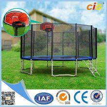 Create Fun Durable inflatable trampoline for sale