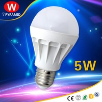 Rechargeable led beacon light,5W 7W 9W 12W led emergency bulb light factory wholesale