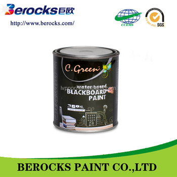 china supplier water based blackboard paint for school non toxic