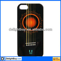 musical instrument Unique Glossy Protective Cover Case for iPhone se 5se