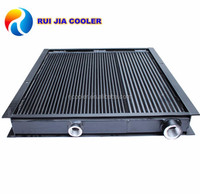 Sullair compressor brazed plate heat exchanger 88290006-633