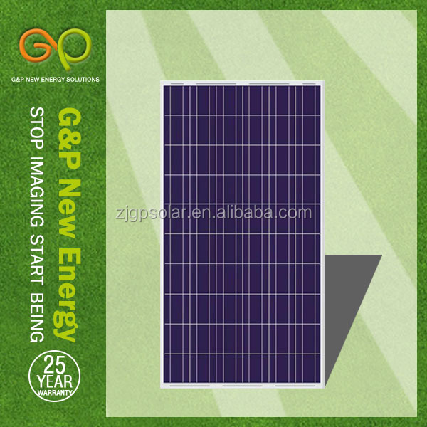 high efficient 230wp pv photovoltaic polycrystalline solar module for sale