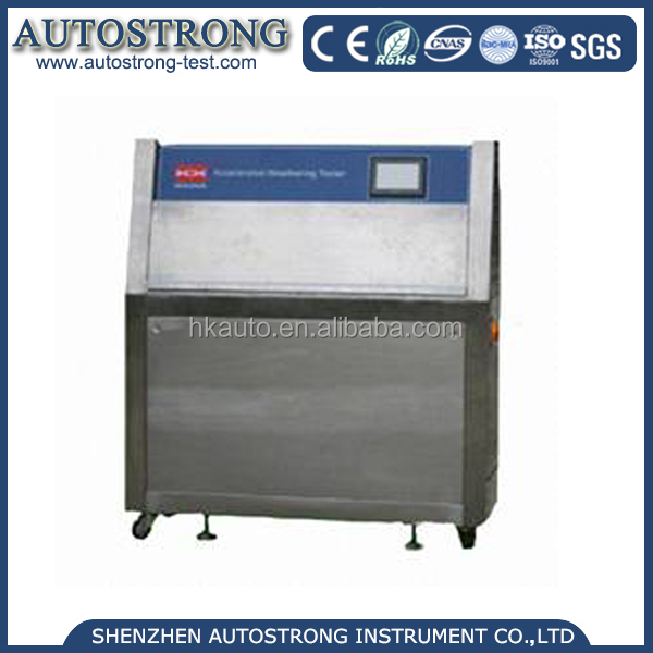 high quality good price ASTM D4329 UV Aging testing chamber with UV lamp