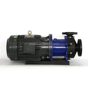 Electric centrifugal magnet water pump