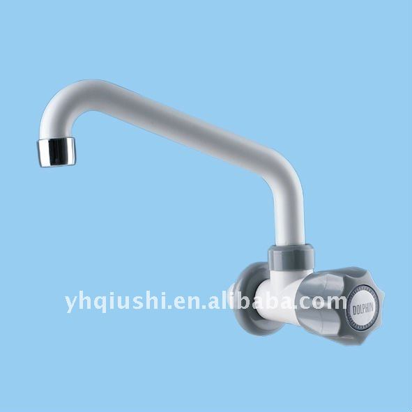 construcetion sanitary ware kitchen plastic faucet adapter retractable abs plastic faucet
