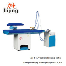 2016 newly designed steam iron machine and roller press iron and industrial ironing board