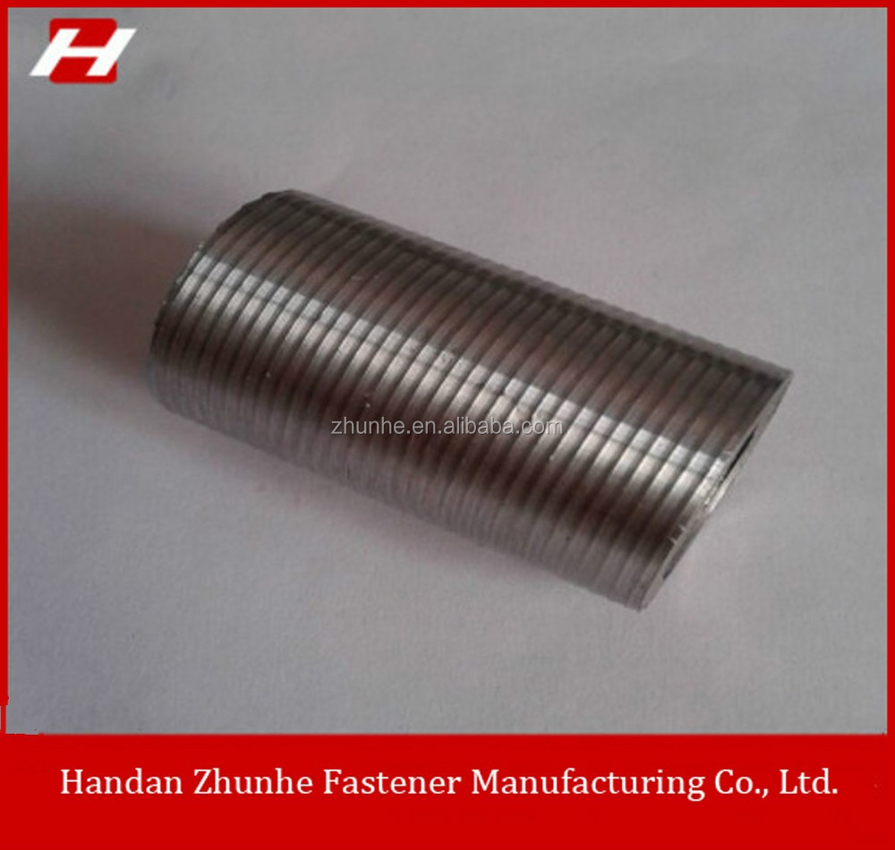 Factory sales bar rod sleeve Steel rebar connector made in China