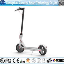 Hotsale 2017 new design 8.5 inch two wheel smart folding electric scooter for adult
