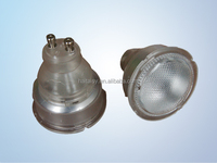 Factory direct supply GU 10 utility 6U full thread energy saving lamp holder, plastic lamp holder mold