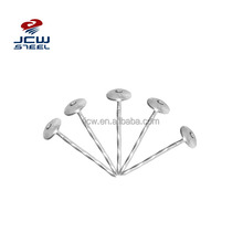Q195 Q235 Umbrella Head Corrugaterd Roofing Nails Made In China