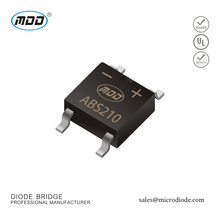 Factory Direct Sale ABS 2A 1000V ABS210 Bridge Rectifier Diode