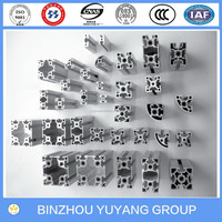 Deep Drawn Stamping Aluminum Extrusion aluminium profile