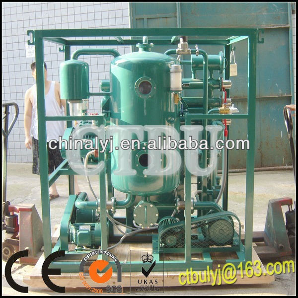 Vacuum Insulating Oil Purifier/Insulating Oil Purification/Used Transformer Oil Recovery