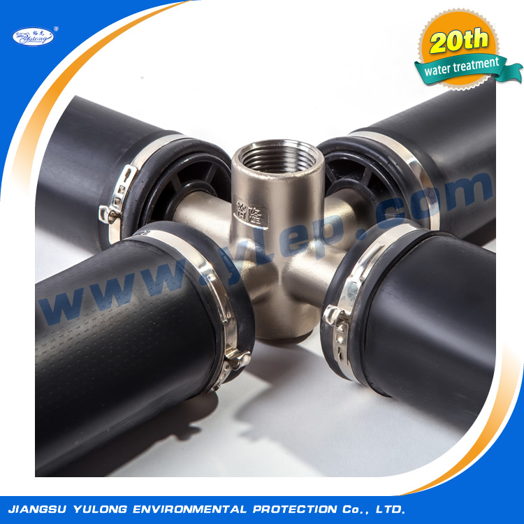pipe bubble diffuser for pond aeration system