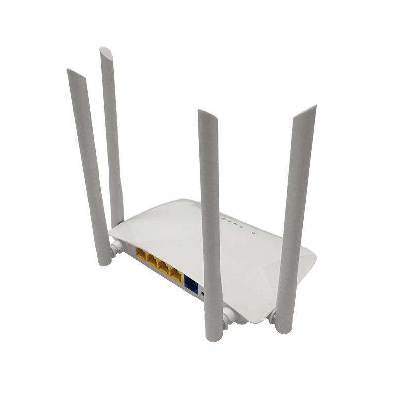 Cheapest and good quality 580MHZ CPU 5 port 300M wireless <strong>wifi</strong> home router