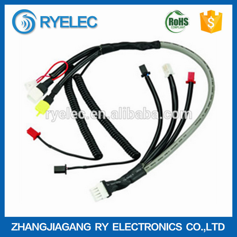 High Quality Low price Made in China Automotive electric scooter wire harness