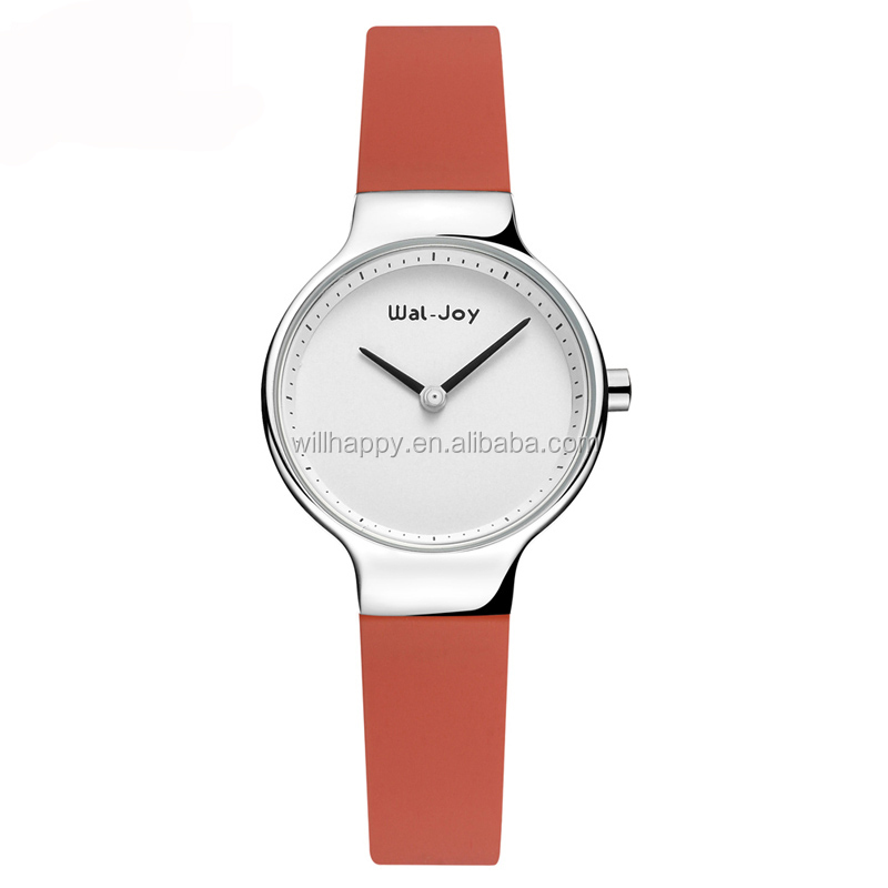 WJ9008 NEW Fashion Removable Fancy Silicone Ladies Watches