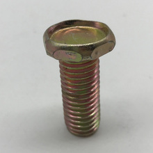 Cnc Machining Service Stainless Steel Cotter Pin Wheel Bolts With Flange