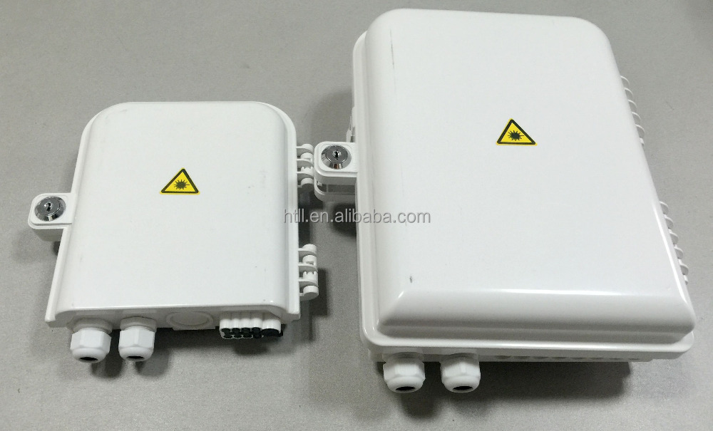 16 ports wall/pole mount optical terminal box