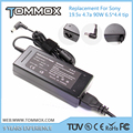 19.5V 3.34A 65W 6.5*4.4 L tip repalcement laptop charger VGP-AC19V43 for Sony VGN-A417, VGN-A115S, VGN-A517S, VGN-A417M