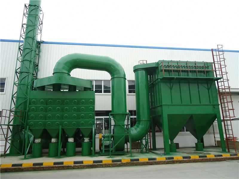 Industrial Coal Fired Boiler Bag House Dust Collector