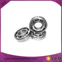 Energy efficient E2 deep groove ball bearing 6205-rs for car