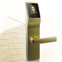 2016 New high quality face recognition access door lock