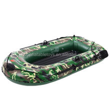 Factory custom made camouflage inflatable boat , others