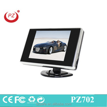 digital tft lcd rearview car monitor with 3.5 inch