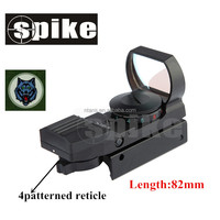 Riflescopes HD101 Red and Green Dot 4 Reticle Reflex sight scope used for hunting rifles air rifles