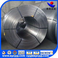anyang manufacturer calcium ferrum alloy cored wire in china