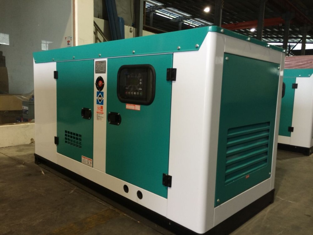 40KW 50KVA KANPOR AC three phase gas electric generator