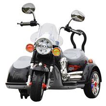 two seats ride on motorcycle for kids AS-B041