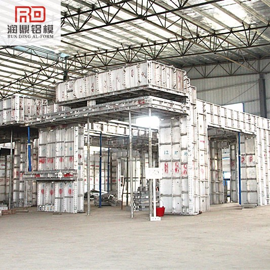 aluminum foam concrete construction formwork panels