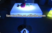 Quadrate LED Bar Table(No glass)